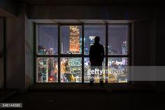Stock Photo : Overlooking