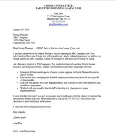 Proposal Letter For Employment Polaris Office 5  Pinterest  Template