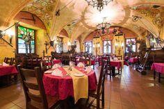 Hotel Kampa - Stará zbrojnice - hotelová restaurace