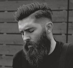 Hipster Hairstyles and Beard