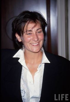 "K.D. Lang: ""I feel like at 50 I've decided to become a rock star, which is, you know, typical of me. I always seem to work backwards."" ~ ♪"