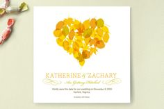 Fall in Love by Le Petit Graphiste at minted.com
