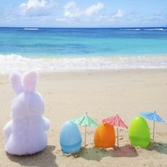 Easter at the beach ♡
