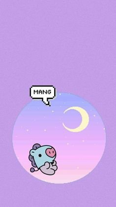 Kawaii Wallpaper, Bts Wallpaper, Aesthetic Iphone Wallpaper, Aesthetic Wallpapers, Bts Aesthetic Pictures, Bts Drawings, Bts Chibi, Line Friends, Bts Lockscreen