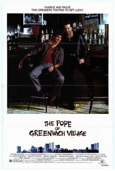 The Pope of Greenwich Village 1984 film