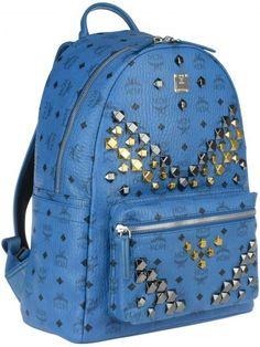 MCM Mcm Stark Medium Backpack. #mcm #bags #backpacks #