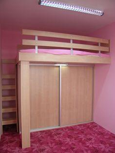 Dětská patrová postel od Caster Design CZ