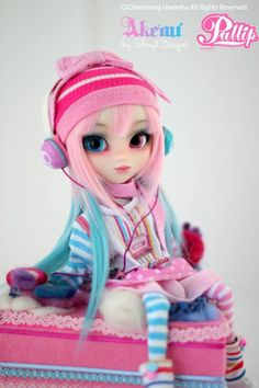 pullip dolls akemi - Google Search