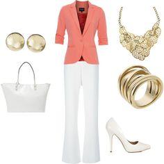 Working Fashionista by nuermisfashion on Polyvore