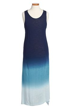Young, Fabulous & Broke Knotted Ombré Dress (Big Girls) available at #Nordstrom