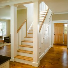 Stairs Staircase Walls And Staircases On Pinterest