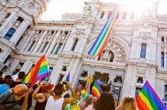 Movimientos LGTB rechazan que la embajada de Israel patrocine la marcha del orgullo. La presencia de la embajada de Israel entre los patrocinadores del World Pride 2017 ha despertado masivos rechazos. Izquierda Diario, 2017-02-10 http://www.izquierdadiario.es/Movimientos-LGTB-rechazan-que-la-embajada-de-Israel-patrocine-la-marcha-del-orgullo?id_rubrique=2653