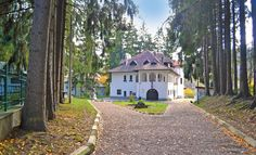 Bucharest, Cottages, Palace, Places To Go, Houses, House Design, Mansions, House Styles, Travel