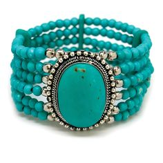 Your friendship will weather any storm when you wear this bracelet.
