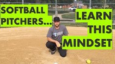 In this video for softball players, I explain how pitchers can improve their confidence and aggressiveness from a simple mindset shift. Learn how to improve . Softball Drills, Softball Coach, Girls Softball, Fastpitch Softball, Softball Players, Softball Stuff, Speed Training, Training Exercises, College Recruiting