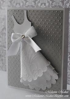 Gorgeous wedding card