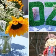 How to Throw a Wizard of Oz Party {Birthday Themes}