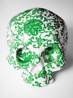 Green flourish