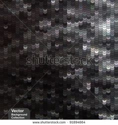 abstract vector mosaic background - stock vector