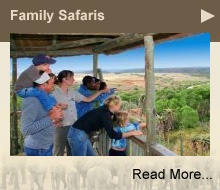 Family Safaris and Vacations in South Africa