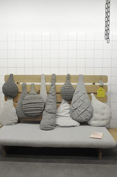 Stockholm Furniture & Light Fair: Emilie Dissing Wiehe