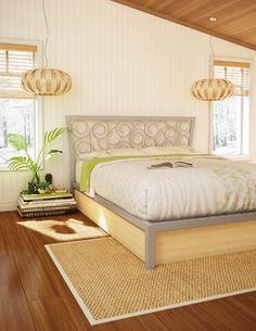 Amisco - Furniture - Bedroom - Nautilus Platform Bed - Platform Dresser