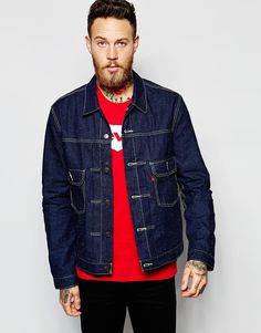Shopping menswear jeans jackets | Daily curated fashion style free advice for male | Shop runway streetstyle trends | Stylish outfit Asos