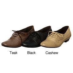 @Overstock - Wingtip styling along the vamp and quarter highlight these Bronx women's 'Heather Bee' oxfords. These women's shoes are crafted from leather and feature a 3-eyelet design.http://www.overstock.com/Clothing-Shoes/Bronx-Womens-Heather-Bee-Oxfords/5479932/product.html?CID=214117 $24.99