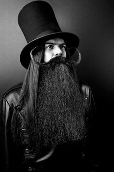 Justin James Muir's Collection of the Most Noteworthy Beards | Hypebeast