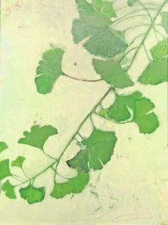 Su-Li Hung - Gingko leaves