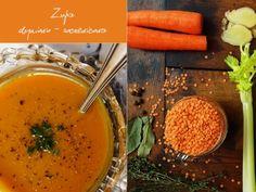 Rozgrzewająca zupa dyniowo-soczewicowa - gotowana wg 5 przemian.  http://blog.tmch.pl/zupa-dyniowo-soczewicowa,3
