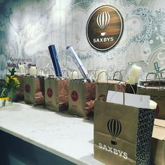 Loving the new @saxbys_coffee #HQ space! Here's a preview of tonight's festivities 😉 #saxbys #saxbyscoffee #party #fundraiser #auction #fun Fundraising, Auction, Coffee, Space, Party, Instagram Posts, How To Make, Kaffee, Floor Space