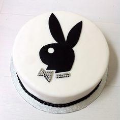 Gâteau Bunny Playboy /  Bunny Playboy cake