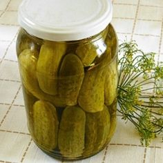 Hungarian Recipes, Preserves, My Recipes, Pickles, Cucumber, Crockpot, Main Dishes, Healthy Living, Food And Drink