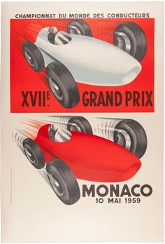 Purchase Monaco Grand Prix 1959 - 2002 from ArtWise on OpenSky. Monaco Grand Prix, Best Dad, Vintage Posters, Dads, Racing, Fathers, Happy, Gift, Products