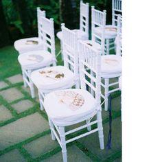 Children's Tiffany Chairs - White