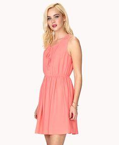 Rhinestoned & Studded Dress | FOREVER 21 - 2042978700