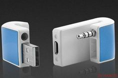 ipresenter, wireless presenter for iphone, iphone gadgets