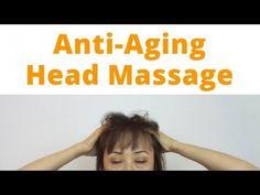 (103) Anti aging Facelift Head Massage - Massage Monday #415 - YouTube #lymphmassage #lymph #massage #youtube Acupressure Massage, Reflexology, Massage For Men, Trigger Point Therapy, Massage Benefits, Health Benefits, Getting A Massage, Tension Headache, Massage Therapy