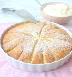 Desserts Menu, No Bake Desserts, Desert Recipes, Raw Food Recipes, Best Rhubarb Recipes, Drink Recipe Book, Swedish Recipes, Bakery Cakes, Cakes And More