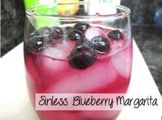 Sinless blueberry ma