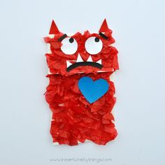 Have you read the book Love Monster by Rachel Bright? It is such a darling book and is a fun read for Valentine's Day. We have been reading it every day recently and made this cute Love Monster Paper Bag Puppet Kids Craft to go along with it. {This post contains affiliate links for your …