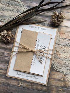 This rustic wedding invitation is ideal for any country,barn, vintage, rustic or garden wedding. My invitation suites are printed on your choice of 100lb matte white or ivory, 100lb white or ivory linen, or 105lb white or ivory shimmer cardstock, Kraft, or 100lb Ivory Speckled