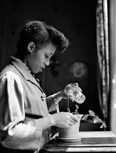 Revisiting Gordon Parks' Classic Photo Essay, 'Harlem Gang Leader' | LIFE.com