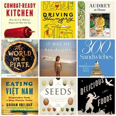 20 New Food Books to Read This Summer photo