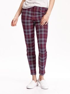 Women's The Pixie Mid-Rise Ankle Pants...these with Apple Day 2015 tee shirts that Jean is looking into getting are our Apple Day outfit!