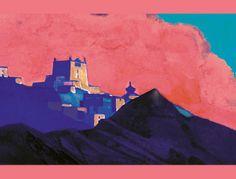 roerich paintings | International Roerich Trust Naggar