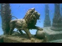 地球ドラマチック ヘラクレイオン 海に沈んだ古代エジプト都市 2015年7月20日