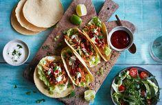 Mexicaanse taco's met kip en andere recepten (kek mamaà