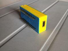 Arduino Nano V3 case by masteruan